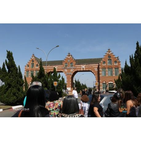 Holambra – City tour.